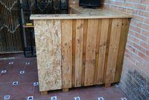 Bricolage con madera
