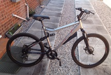 Mountain Bike Project / My Project on fixing my Appolo fs26se