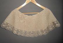 Crochet e tricot para senhora
