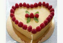 delicieux gâteaux aux fruits