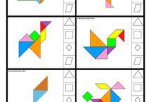 dibijos geométricos