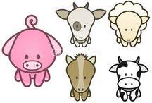 baby goat designs
