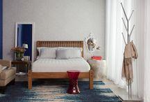 Quarto de Casal Minimalista / Inspirações para reforma e decor de quartos de casal com simplicidade, minimalismo e muito charme.