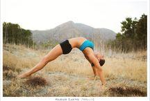 Yoga Portrait Inspiration