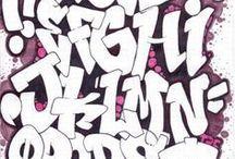 graff lettering