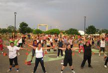 Actívate en tu Parque / Con este programa de Fundación Bepensa, se promueve entre los ciudadanos el uso positivo del tiempo libre, así como la prevención y disminución del sedentarismo mediante actividades regulares y sistemáticas que enfatizan los beneficios de la actividad física para favorecer una mejor calidad de vida