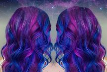 Hair / Galaxy hair