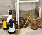 Sump Pump Replacement in NJ / Our sump pump specialists work with homeowners and business owners to deliver quality, long-lasting results in your sump pump.