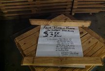 Rack Brace Boards / HOOD'S West Alton has Rack Brace Boards which can be used to support decking.  We have many of these in stock.  Finish your projects from supplies purchased from HOOD'S.