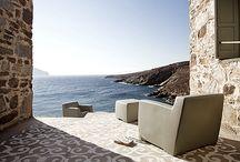 LANDSCAPE / Outdoor Spaces & Landscape Design #outdoorfurniture #balcony #garden #deck #outdoor #backyard #courtyard #landscape #thedesignhunter