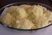 sajtos burgonya gombóc