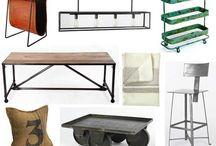 Industrial Kitchen Remodel Ideas / by Laurel Purdy