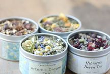 herbal tea gift