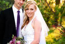 Purple Wedding / Weddings with purple