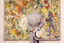 Norman Rockwell / by Sherie Cardoza