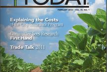 Crop Insurance Today Magazine / National Crop Insurance Services produces four crop insurance magazines a year.Take a look at one of their quarterly magazines to expand your knowledge of the crop insurance industry.