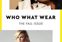 The Fall Issue / Introducing #thefallissue—featuring editor-curated shopping guides, fall's biggest trends, exclusive features, and more.