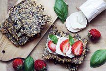 ▶healthy bread & crackers
