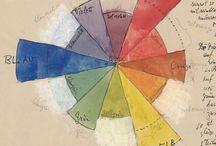 Neo-astrattismo - Colori / Colori