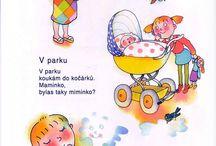 básničky a říkadla pro děti