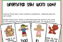 Educational thingy-ma-jigs! / by Marcia McTaggart