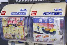 """""""gachapon"""" : capsule toys"""