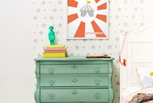 Bibelotte collection for GIRLS / Lovely bedding with flowers, nice colors and prints.