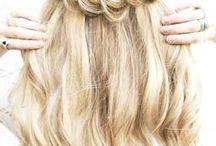 Hair for B