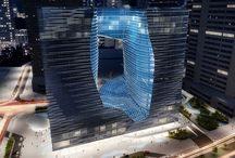 Zaha Hadid / Buildings by Zaha Hadid