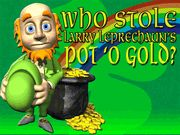 Who Stole Larry Leprechaun's Pot O' Gold - Mystery Party (Non-Murder) / Family St. Patrick's Day non-murder mystery party! 8-12+ guests, ages 13 and up due to difficulty. Great for families, church / youth groups, classroom parties, etc.!