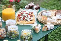 Summertime / Enjoy Summer in California Bakery: choose our picnic, or enjoy the sun in our dehors while tasting our summery dishes.