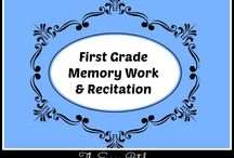 First Grade / by Krystle Monticue