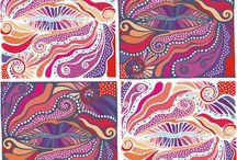 Patterns / by Amanda Harwood