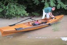 Chesapeake Light Row Boat
