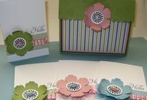 Carded!! / card ideas to make / by Ann Smith