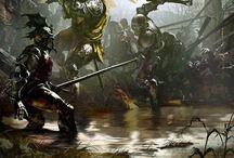 Game of thrones classic artwork