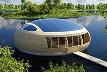 Rêves de maisons / Ma maison écolo bio design
