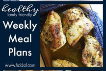 <<Weekly Meal Plans>> / Not sure what to make?  Don't have time to search through a ton of recipes?  We have done it for you!  Each week get a new weekly plan to keep you on budget, intentional about what you buy/what you cook, and allow for extra time around the table with those you love.  Subscribe on our site to have delivered to your inbox.