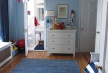 William's Bedroom