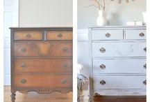 Annie Sloane Painted Furniture & I deas