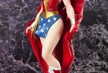 DC Comics ARTFX Statues