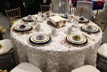 Wedding Reception Ideas / Some of our favorite wedding reception setups!