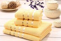 Домашний текстиль / Высококачественные предметы домашнего текстиля для ванной комнаты и кухни, по лучшим ценам в регионе