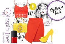 Stylizacje na lato - Summer outfits ideas