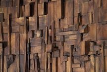 Murales de madera