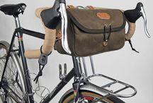 bike obsessed / bike-related thingamajigs