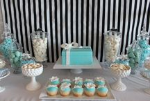 Party Ideas / Ideas for cupcakes, cakes and other treats.