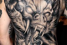 Tatouages que j'adore / tattoos