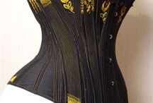 Corset Inspiration / by Anna Meyer