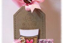 Cards - Coffee & Tea